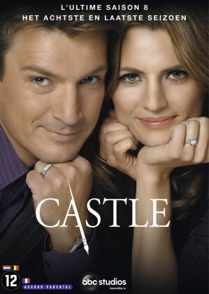 Castle - Saison 8 - La Saison Finale (6 DVDs)