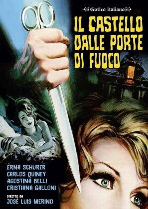 Il castello dalle porte di fuoco (1970) (Gotico Italiano)