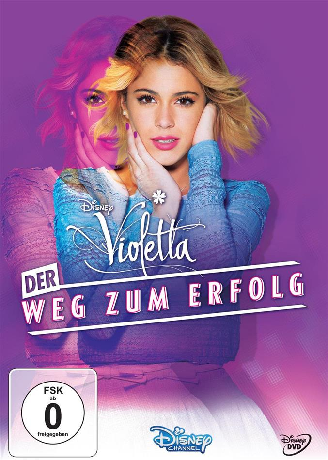 Violetta - Der Weg zum Erfolg (2015)