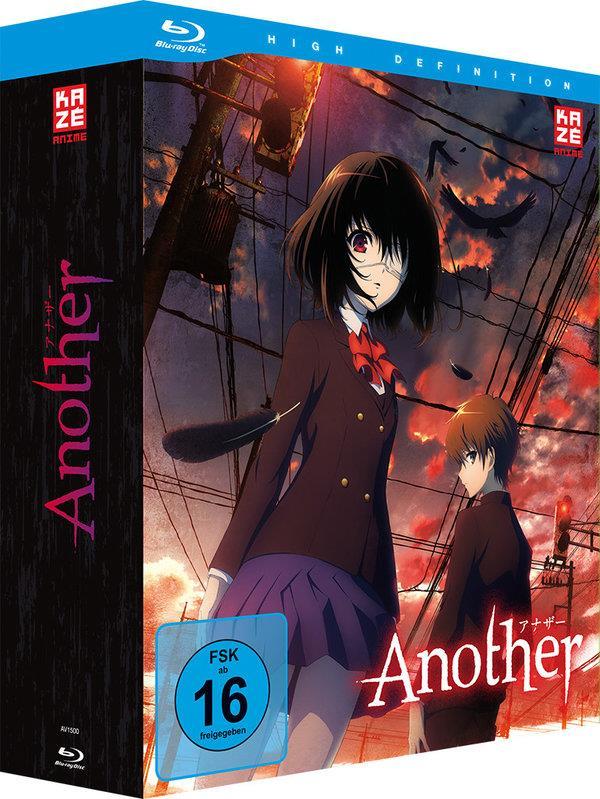 Another - Staffel 1 - Vol. 1 (2012) (+ Sammelschuber, Limited Edition)