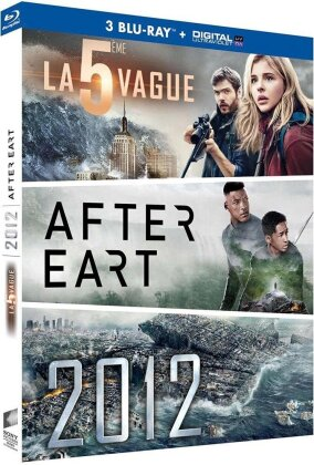 La 5ème vague / After Earth / 2012 (3 Blu-rays)
