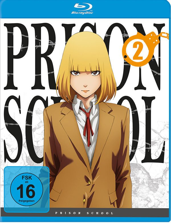 Prison School - Staffel 1 Vol. 2