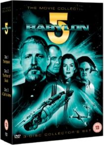Babylon 5 - The Movie Collection (3 DVDs)