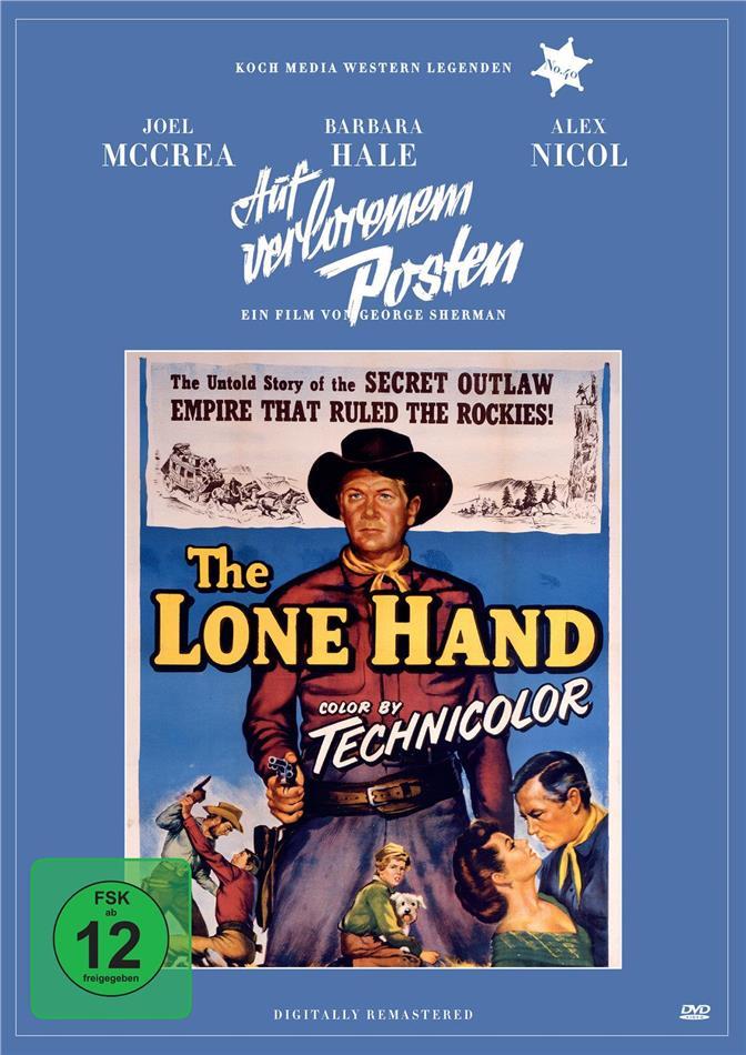 Auf verlorenem Posten (1953) (Western Legenden, Digibook)