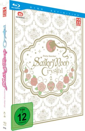 Sailor Moon Crystal - Vol. 3 - Staffel 2.1 (+ Sammelschuber, Limited Edition)