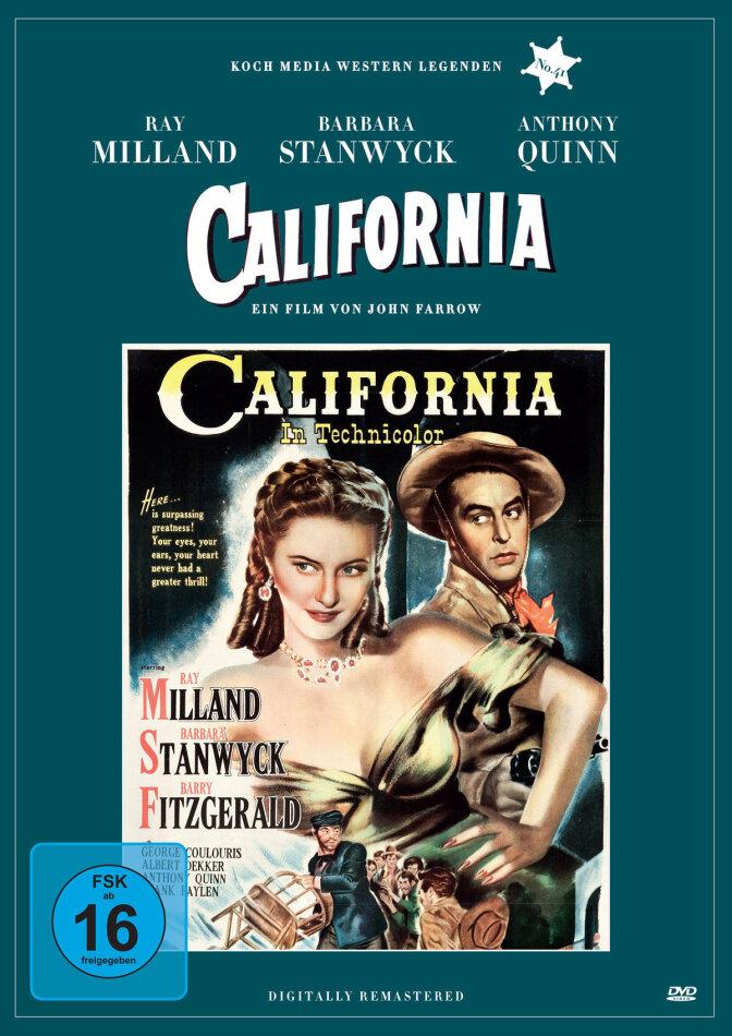 California (1947) (Edition Western Legenden 41, Digibook)