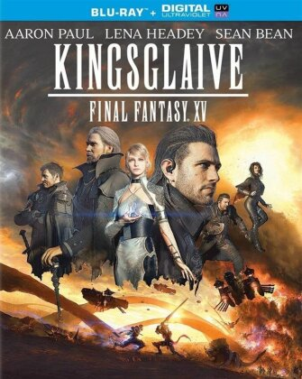 Kingsglaive - Final Fantasy XV (2016)