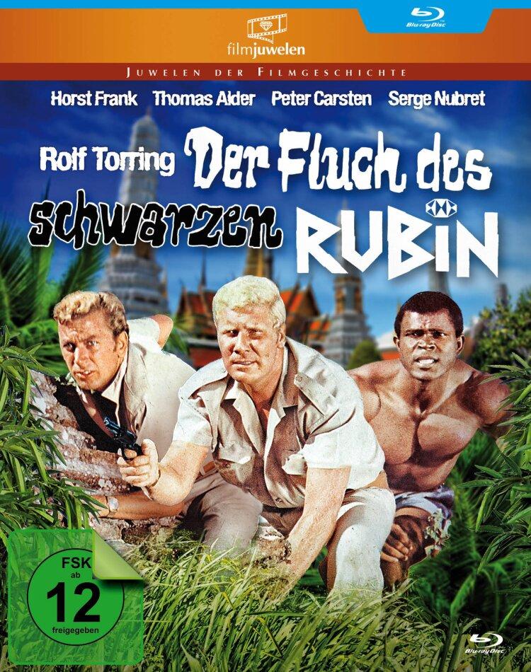 Der Fluch des schwarzen Rubin (1965) (Filmjuwelen)