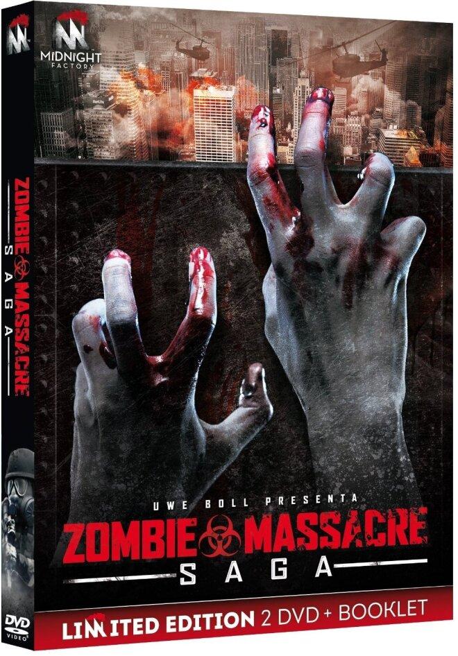 Zombie Massacre Saga Limited Edition 2 Dvds Cede Com