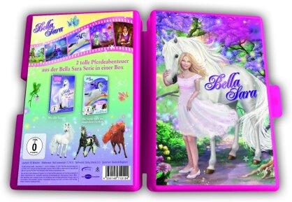Bella Sara - Wie alles begann / Die Suche nach den magischen Herden (Brotdose, Limited Edition, 2 DVDs)