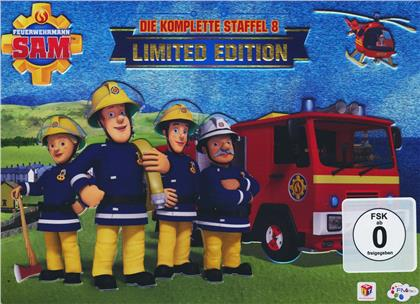 Feuerwehrmann Sam - Staffel 8 (Metallbox, Limited Edition, 5 DVDs)