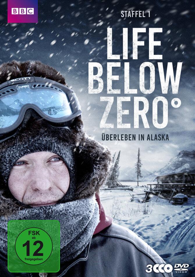 Life Below Zero - Überleben in Alaska - Staffel 1 (BBC, 3 DVDs)