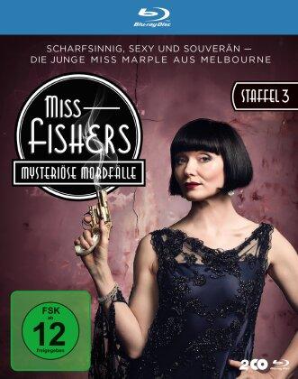 Miss Fishers mysteriöse Mordfälle - Staffel 3 (2 Blu-rays)
