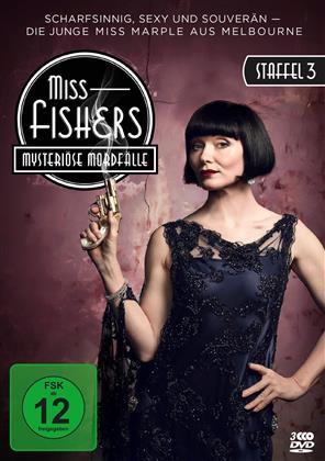 Miss Fishers mysteriöse Mordfälle - Staffel 3 (3 DVDs)