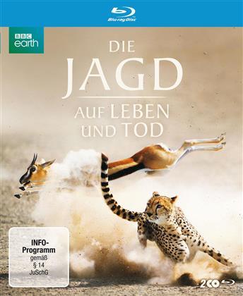 Die Jagd - Auf Leben und Tod (2015) (BBC Earth, 2 Blu-rays)