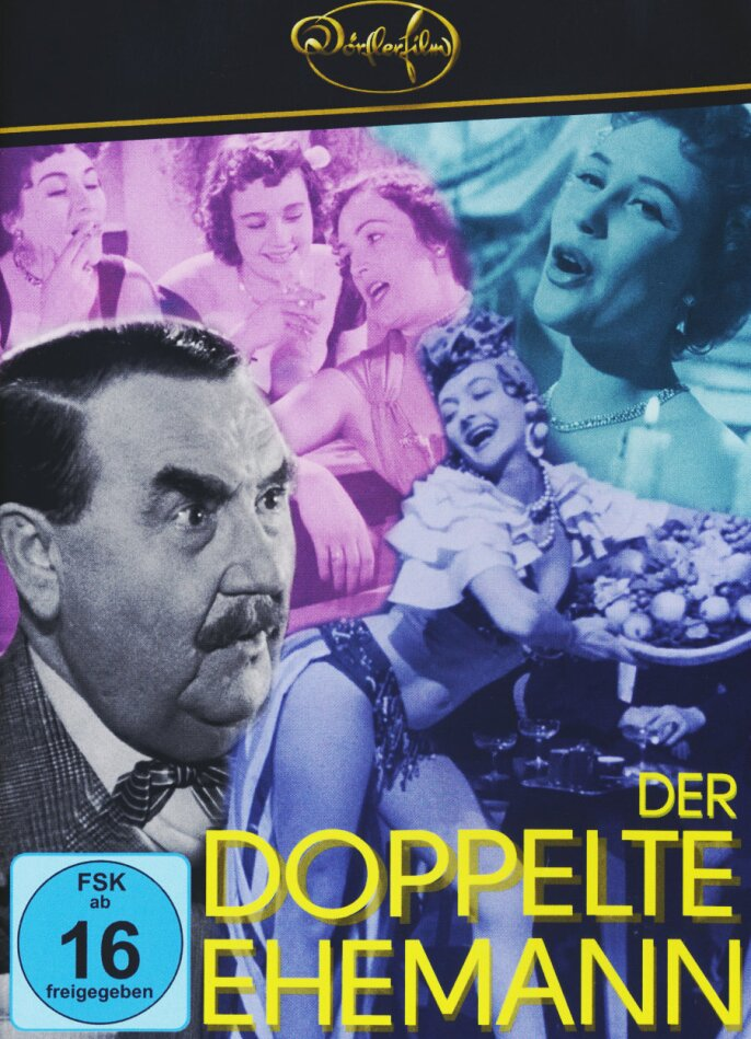 Der doppelte Ehemann (1955) (Dörflerfilm, s/w)