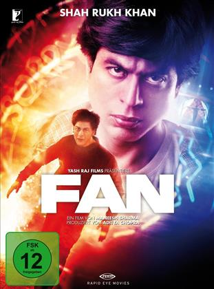Fan (2016) (Digibook, Edizione Speciale Limitata, Blu-ray + DVD)