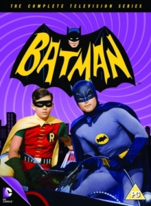 Batman - The Complete Tv-Series (18 DVDs)