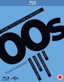 Films that define a Decade - '00s (4 Blu-rays)
