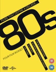 Films that define a Decade - '80s (4 DVDs)