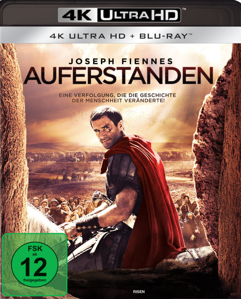 Auferstanden (2016) (4K Ultra HD + Blu-ray)