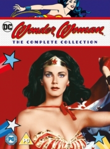 Wonder Woman - The Complete Collection (21 DVDs)