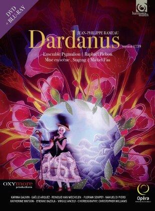 Ensemble Pygmalion, Raphael Pichon, … - Rameau - Dardanus (Harmonia Mundi, Blu-ray + DVD)