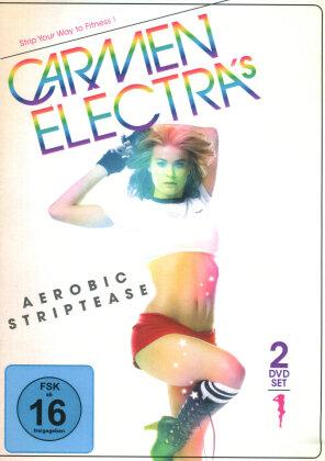 Carmen Electra - Aerobic Striptease (2 DVDs)