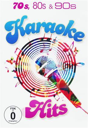 Karaoke - 70s, 80s & 90s Karaoke Hits (3 DVDs)
