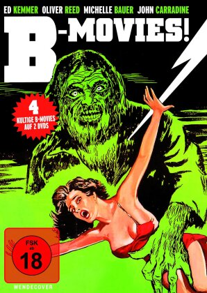 B-Movies! - The Classic Collection (2 DVDs)