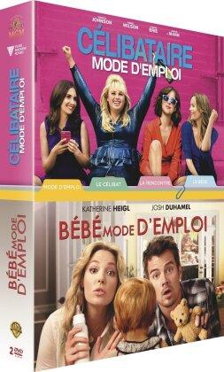 Célibataire mode d'emploi / Bébé mode d'emploi (2 DVDs)
