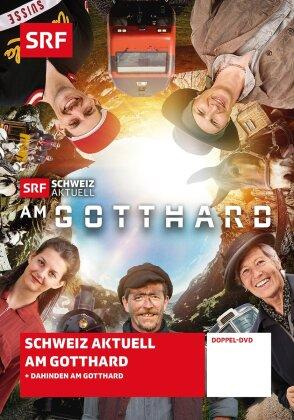 Schweiz Aktuell - Am Gotthard - SRF Dokumentation (2 DVDs)