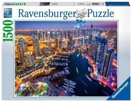 Dubai am Persischen Golf -Puzzle