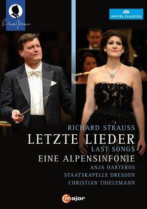 Sächsische Staatskapelle Dresden, Christian Thielemann, … - Strauss - Lieder / Eine Alpensinfonie (C Major, Unitel Classica)