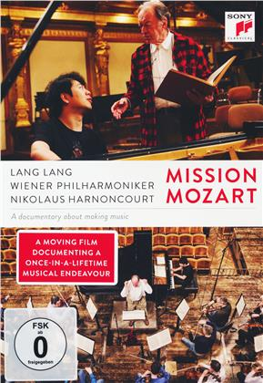 Wiener Philharmoniker, Nikolaus Harnoncourt & Lang Lang - Mission Mozart - A documentary about making music (Sony Classical)