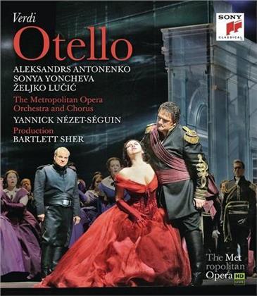 Metropolitan Opera Orchestra, Yannick Nézet-Séguin, … - Verdi - Otello (Sony Classical)