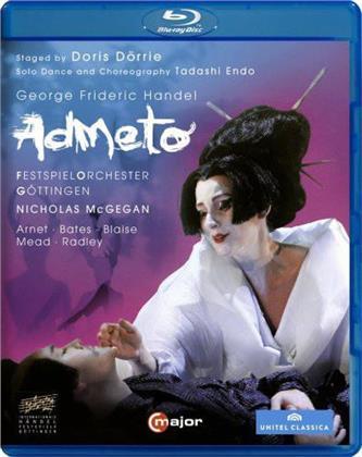 Festspielorchester Göttingen, Nicholas McGegan, … - Händel - Admeto, Re di Tessaglia (C Major, Unitel Classica)