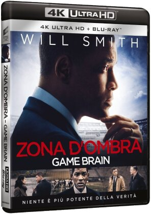 Zona d'ombra - Game Brain (2015) (4K Ultra HD + Blu-ray)