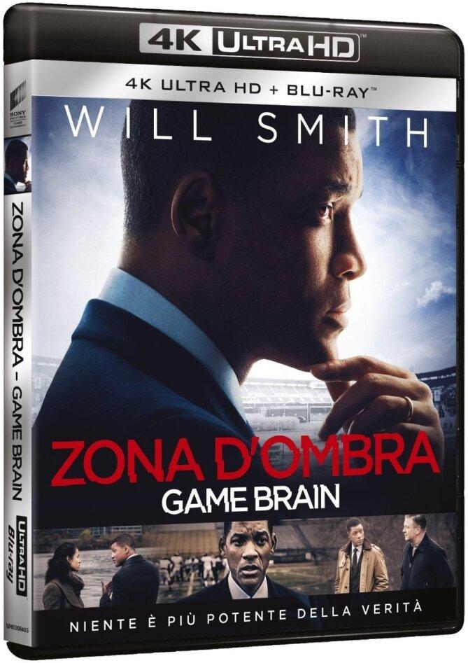 Zona d'ombra - Game Brain (2015) (4K Ultra HD + Blu-ray)