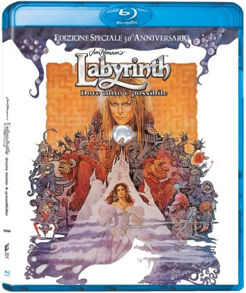 Labyrinth (1986) (30th Anniversary Special Edition)