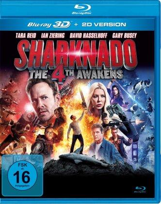Sharknado 4 - The 4th Awakens (2016)