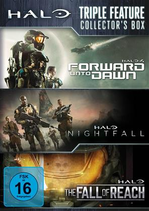 Halo Triple Feature - Collector's Box (3 DVDs)