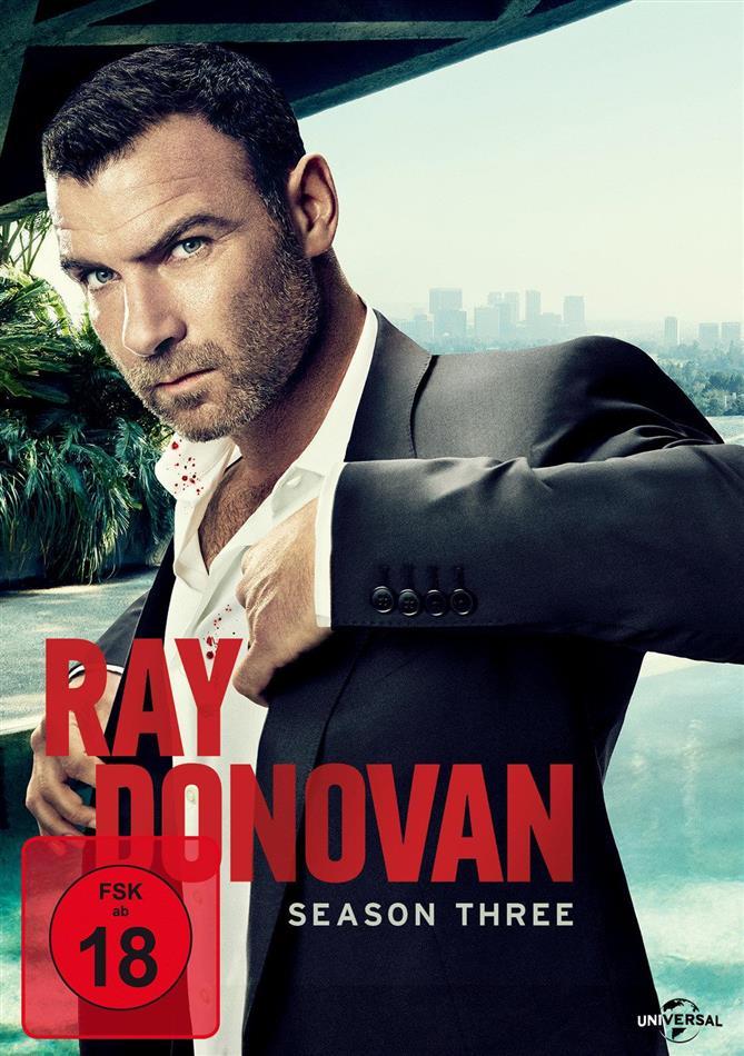 Ray Donovan - Staffel 3 (4 DVDs)