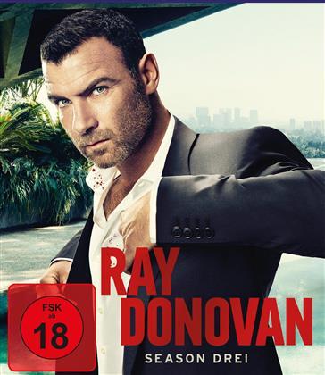 Ray Donovan - Staffel 3 (4 Blu-rays)