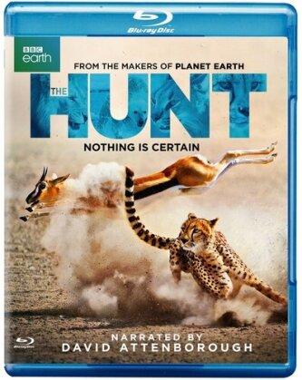 Hunt (2015) (BBC Earth, 2 Blu-ray)