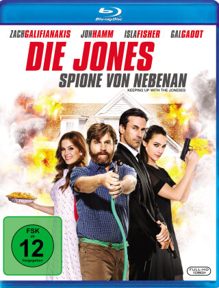 Die Jones - Spione von nebenan (2016)