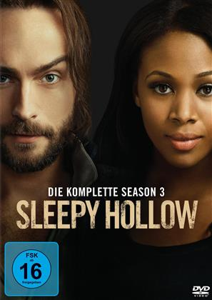 Sleepy Hollow - Staffel 3 (5 DVDs)