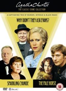 Agatha Christie - The Classic Crime Collection (3 DVDs)