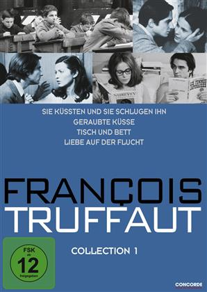 François Truffaut - Collection 1 (4 DVDs)