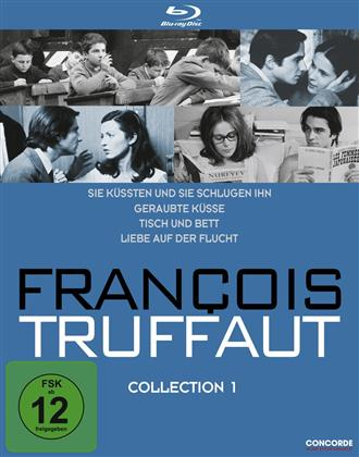 François Truffaut - Collection 1 (4 Blu-rays)